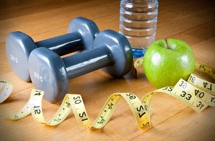 Deporte y dieta adecuada para adelgazar